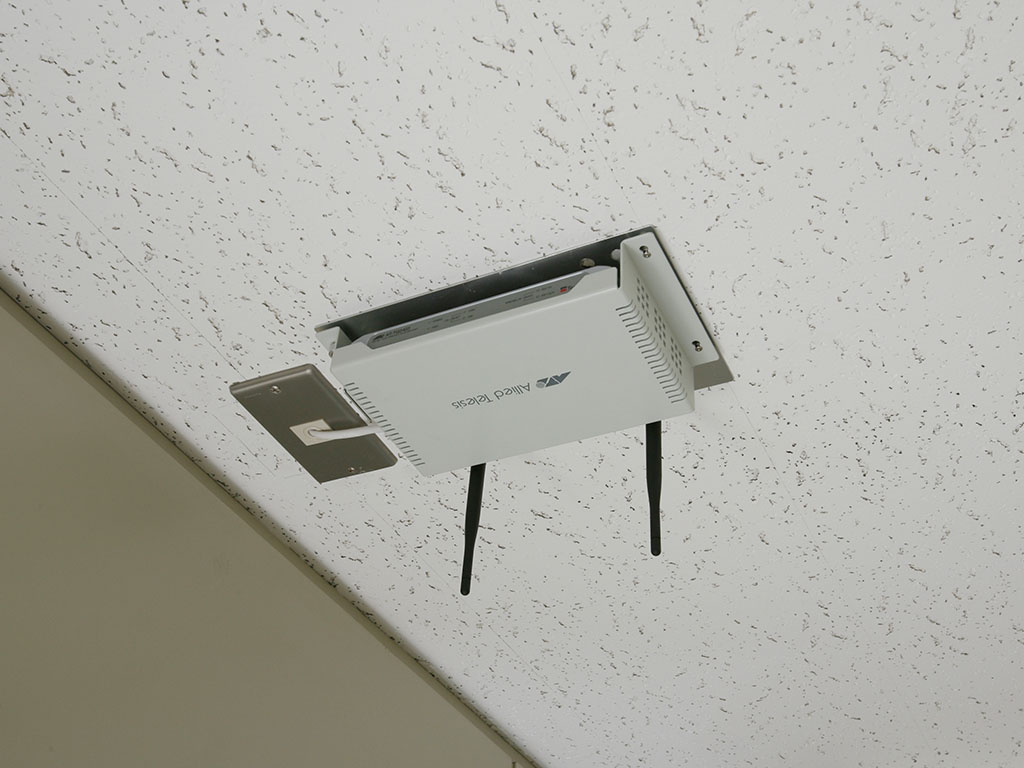 [写真]無線LAN