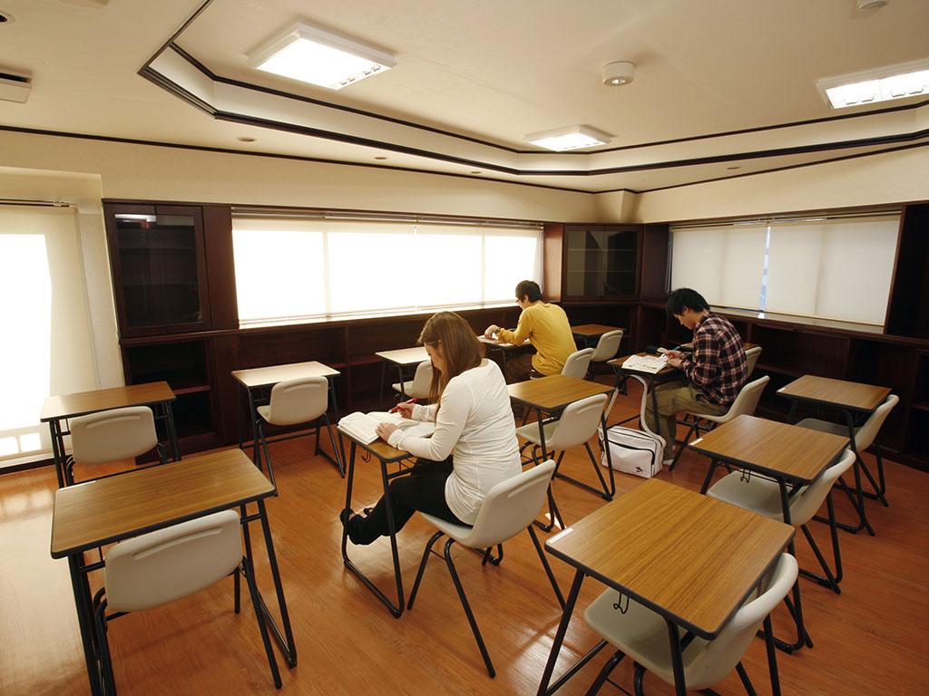 第2自習室(四谷本校)